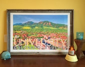 University of Colorado Boulder Poster