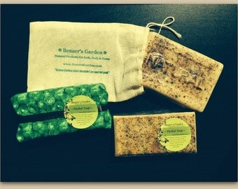 Handmade Body Soap- Bath & Beauty- Home Spa Day- Scented Soap- Guest soap- Bridal Gifts- Holiday Gifts
