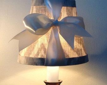 Elegant Chandelier Lamp Shade