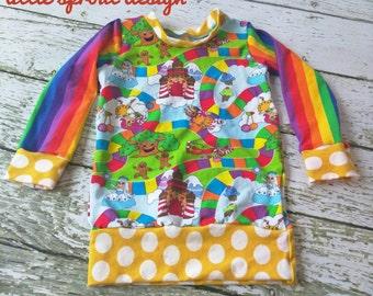 Candyland Game Shirt