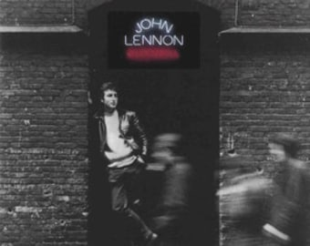 John Lennon vinyl record - Original - Rock N Roll vinyl -  Vintage album in Very Good Plus Condition