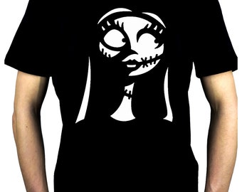 For Love of Sally T-shirt Nightmare Before Christmas