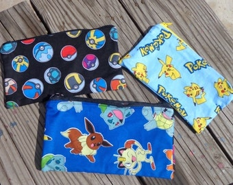 CHOOSE your POKEMON pouch