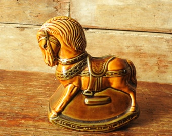 Vintage Horse Bank Piece Lovely
