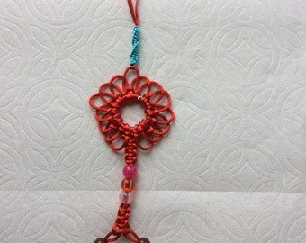 Handmade Cord Decoration
