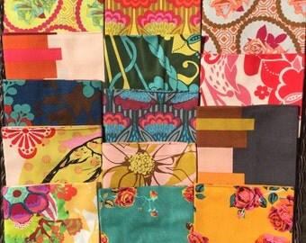 Anna Maria Horner Hand Drawn Garden fabric 14 FQ set