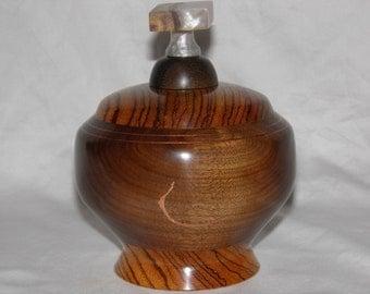 Wooden Cremation Urn, Wooden Pet Urn, Decorative Wooden Urn, Artistic Wooden Urn, Urns for Ashes, Burial Urns