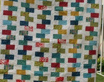 Under The Sea Reefs Twin Size Quilt