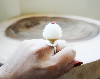 Japanese rice ring.