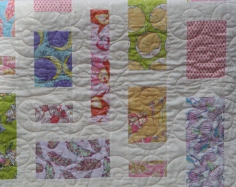 Feathers and Fairies Quilt