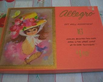 allegro get well card assortment