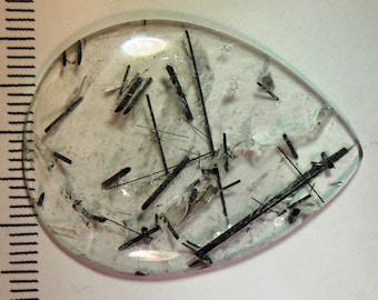 Rutilated quartz Stone (QUZ002)