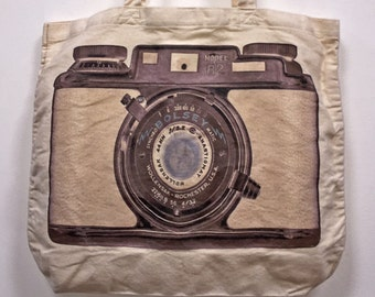 CamERA tote - Bring your own bag everywhere