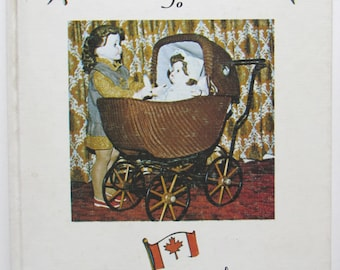 Collector's Guide to Canadian Dolls by J. Francis Numbered Limited Edition 1979 Hardcover book