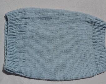 Blue sleep sack