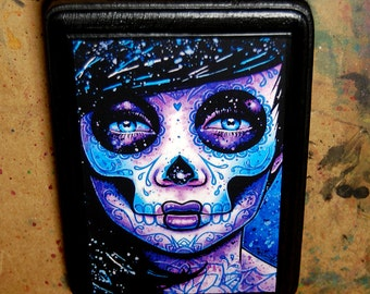 5x7 in Art Block Plaque - Ready to Hang Art Print Mounted on Wood - Illuminate