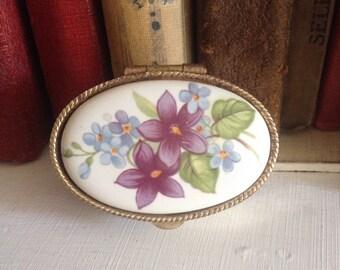 Vintage Decorative Pill Pot