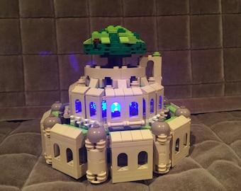 pre-order - ship in November- Laputa: Castle In The Sky - Lego - Basic Version