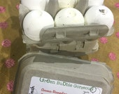 Bath Bombs, Aroma Remedies made with essential oils by Green Bubble Gorgeous on etsy