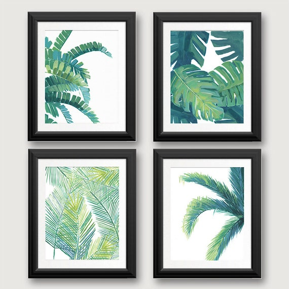 Image Result For Banana Leaves Wall Decor
