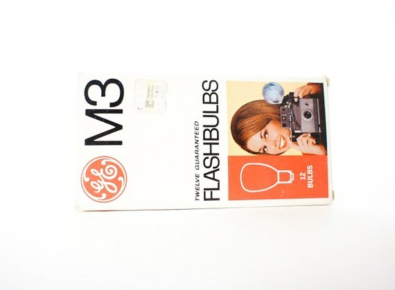 Pack of M3 Bulbs for Polaroid Pack Cameras New Old Stock