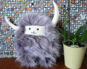 Wild Thing Theory Monster Plush Toy: Ulla
