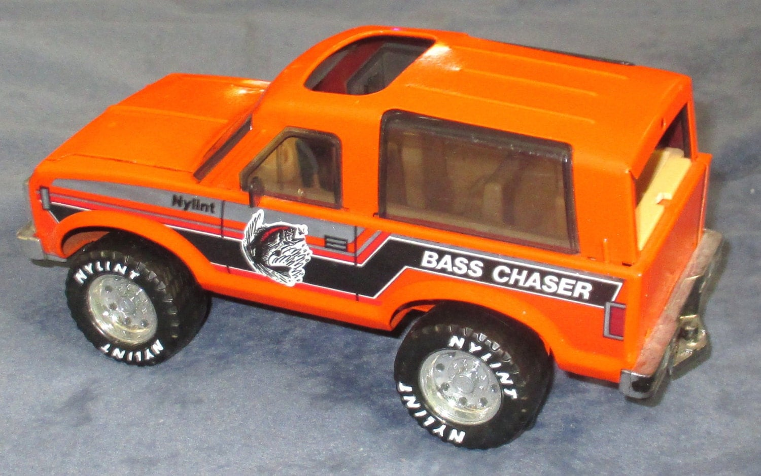 nylint toys bass chaser atv truck. Black Bedroom Furniture Sets. Home Design Ideas