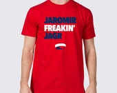 Jaromir Freakin' Jagr Florida Panthers T-Shirt ( Florida Panthers Shirt, Jaromir Jagr T-Shirt, Panthers Hockey Apparel, Jaromir Jagr Shirt )