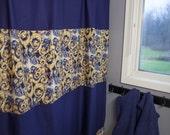 SALE custom bathroom decor Shower curtain, bath towels, hand towel, Dr Who, Tardis