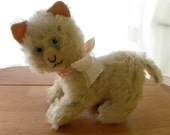 Vintage Tabby Cat - Berg Mohair Cat