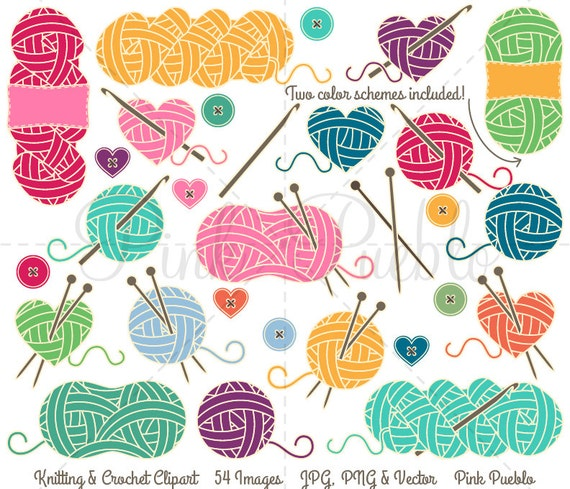 Knitting Images Free Clip Art : Knitting clipart clip art yarn