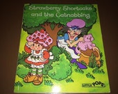 Strawberry Shortcake and the Catnabbing Little Pops Pop Up Book 1982 Clark Wiley