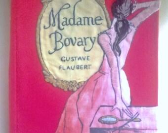 Madame Bovary book bag