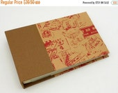 MOVING SALE Mini Photo Album, Postmarks, holds 36 4x6 photos, In Stock