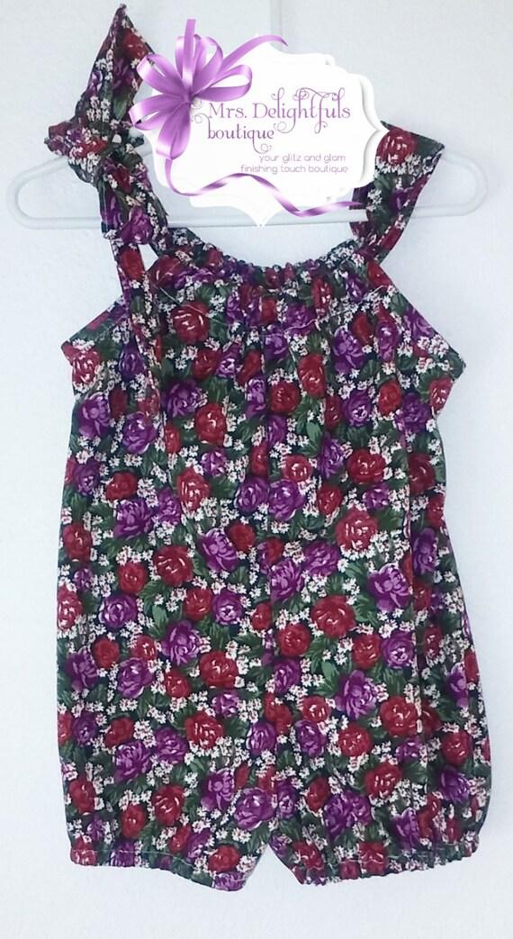 pillowcase romper, pillowcase dress, shamrock , green skirt, boutique kids clothes, boutique bows