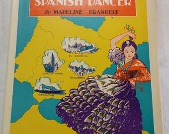 The Little Spanish Dancer by Madeline Brandeis