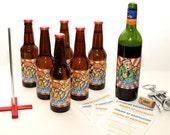Festivus for the Rest of Us - Ultimate Package Festivus Pole & Labels