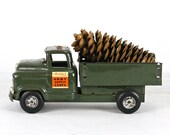 Buddy L Army Supply Corps Truck, Tonka Truck, Buddy L Tonka Truck, Old Tonka Truck, Old Toy