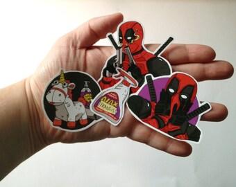 Stickers // DEADPOOL