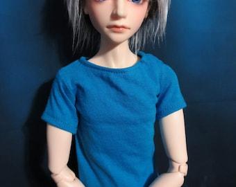 BJD Cerluean Blue 60cm Shirt