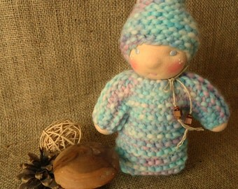 A Waldorf Inspired Knitty Gnome Toy (2)
