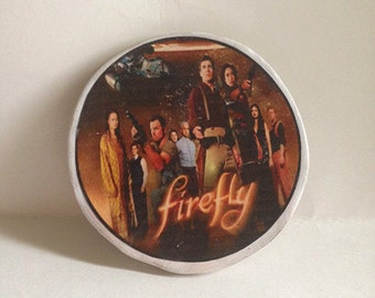 Shiny Firefly Magnet