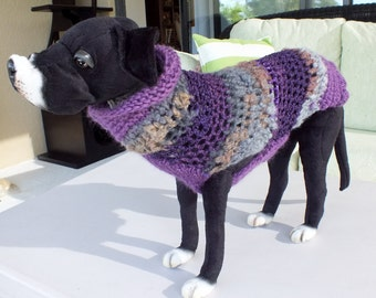 Dog Sweater SALE Small 12.5 inches long