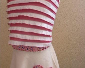 Lovely summer outfit for girl