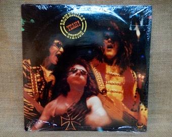 SEALed...BROWNSVILLE STATION - Yeah - 1973 Vintage Vinyl Record Album