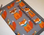DPN or Crochet Hook Case in Foxy
