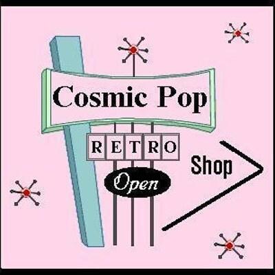 CosmicPopRetroShop