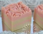 Pink Celebration Artisan Soap