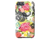MICHELLA watercolor floral, iPhone 6/6s, iPhone 6/6s PLUS, iPhone 5/5s case, Samsung Galaxy S6