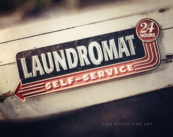 Laundry Room Decor, Laundry Room Wall Art, Print or Canvas Wrap for Laundry Room, Retro Laundry, Wall Art for Laundry, Art for Laundry Room.